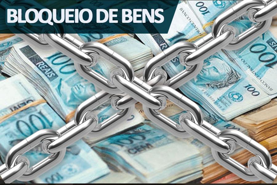 limites bloqueio bens no processo penal brasileiro