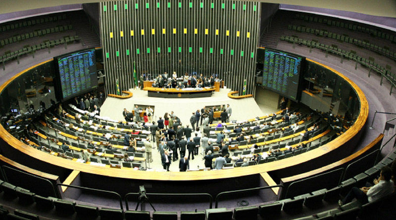 PEC Municipal votada primeiro turno